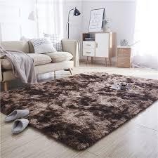 motley plüsch teppiche für wohnzimmer weichen flauschigen teppich wohnkultur shaggy teppich schlafzimmer sofa kaffee tisch boden matte garderobe