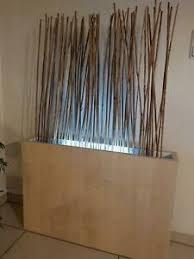 bambus raumteiler wohnzimmer ebay kleinanzeigen