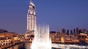 100 Hotel In Dubai On Water The Address Downtown Hotel Reopens Two Years After Fire The National