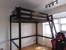 Best Queen Loft Bed Plans