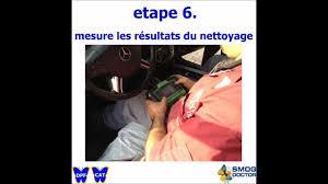 smog doctor nettoyage filtre à particule diesel fap dpf et pot