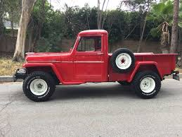 100 Willys Jeep Truck For Sale 1957 Pick Up Off Road Kaiser Pinterest S