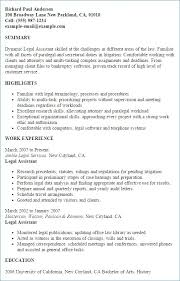 Office Assistant Resume New Interests Examples Of