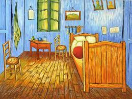 Goghs Bedroom in Arles oil paintings on canvas