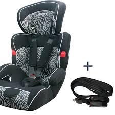 siege isofix 1 2 3 siege auto groupe 1 2 3 et ceinture isofix zebre achat vente