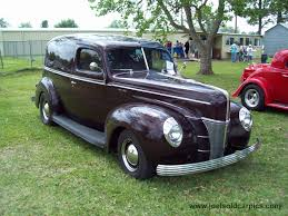 1944 Ford Panel Truck | Joel's Old Car Pictures