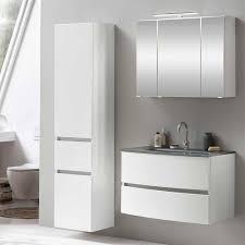 badezimmer möbel kombi in weiß mesciria 3 teilig