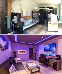 Fascinating Home Music Studio Design Ideas Inspirations And Decor Turnkey Equipment Images Ve Transformed Unused Garage