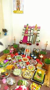 Varalakshmi Vratham Decoration Ideas In Tamil by 30 Best Varalakshmi Vratam Decor Images On Pinterest Puja Room