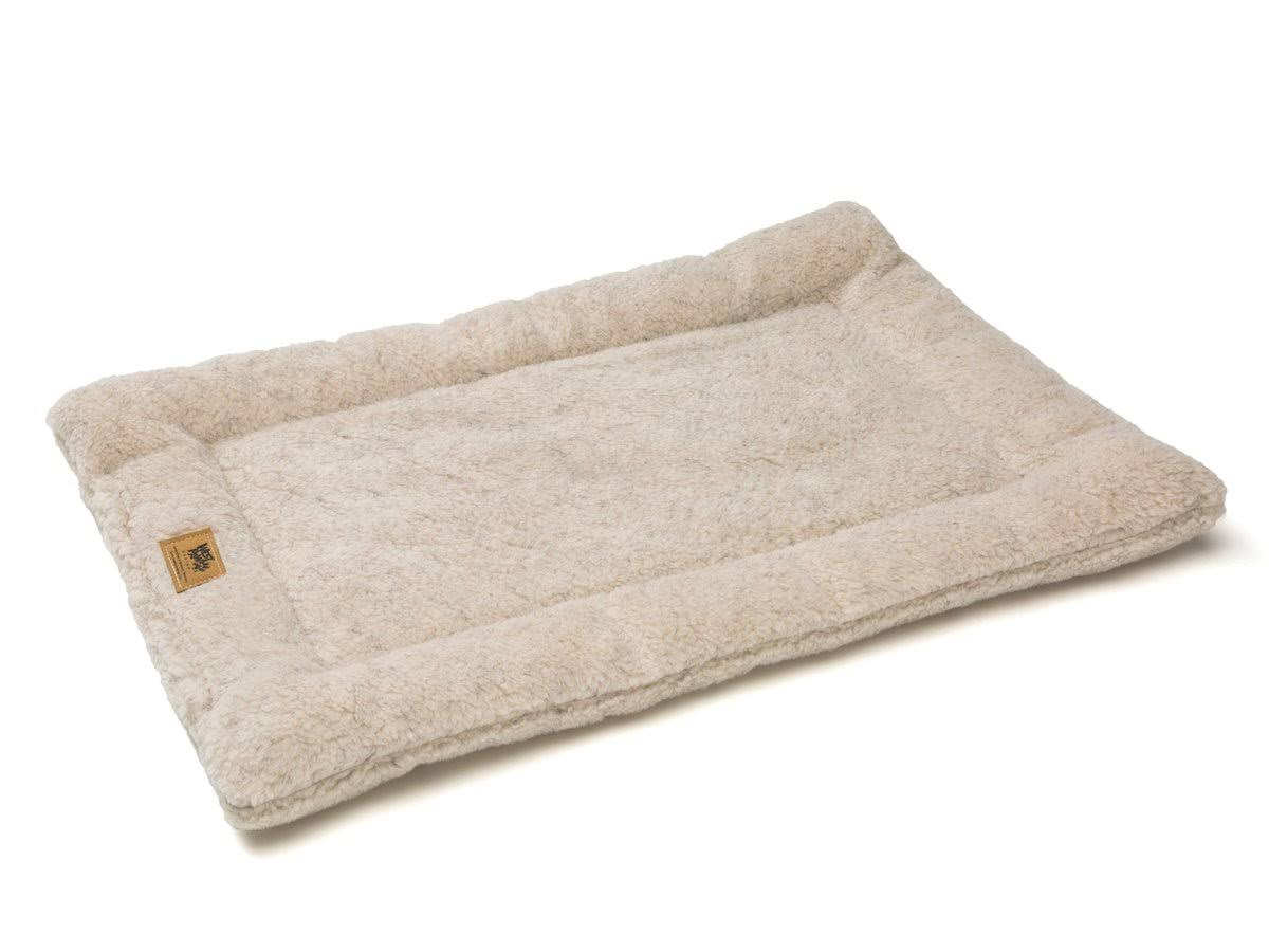 West Paw Montana Nap Dog and Cat Bed - Oatmeal, X-Large