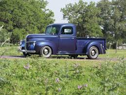 RM Sotheby's - 1941 Ford Flareside Custom Pickup Truck | The Charlie ...