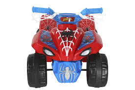 Spiderman Ride On Quad Toy Marvel 6v Tough ATV Traction Tires Custom ... Alaide Australia May 02 2016an Isolated Shot Of An Unopened Kid Car Racing Power Wheels Playtime At The Park Giant Rc Monster Hot Monster Jam Shark Shop Cars Trucks Race Beli Aa Toys Mobil Remote Control 4 Wd Rock Crawler Mainan Marvel 3 Pack Captain America Iron Man Spiderman Ride On Quad Toy 6v Tough Atv Traction Tires Custom Rap Attack Metal Base Hot Wheels Jam 124 Scale Dc Comics 2011 Release Set Of Other Radio Spiderman Truck Tattoo 2014 Offroad Demolition Doubles Spiderman Lego 76133 Diecast Vehicle Walmartcom
