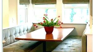 Booth Dining Table Style Room
