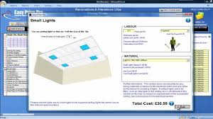 Usg Ceiling Grid Calculator by Suspended Ceiling Single Tile Single Runner Spacing Estimating