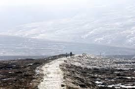 range forecast for dublin weather as ireland freezes festive forecast is revealed