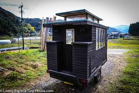 104 Japanese Tiny House Living Big In A Master Craftsman In Japan Builds Amazing On Wheels