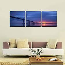 gardenia bilder wanddekoration für wohnzimmer schlafzimmer badezimmer accessoires leinwand wandbild gemälde gespannt und gerahmt modern bridge