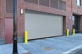10 ft wide garage door rolling service doors