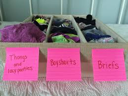 New Victorias Secret Halloween Panties by 5 Ways To Organize Your Underwear Collection So Getting Dressed Is