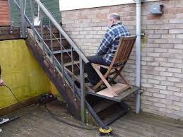 Chair Lift For Stairs Medicare by Electric Stair Chair Stretcher Home Designs Lift Wheel Vans