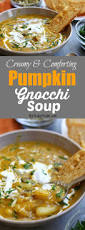 Good Sauce For Pumpkin Gnocchi by Check Out Pumpkin Gnocchi Soup It U0027s So Easy To Make Pumpkin