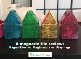 Valtech Magna Tiles Uk by Magna Tiles Vs Magformers A Magnetic Tile Throwdown Babycenter