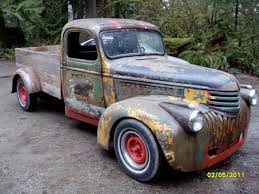 My 1941 Chevy Truck |