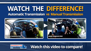 100 Semi Truck Transmission WRG7447 Manual Vs Automatic 2019 Ebook