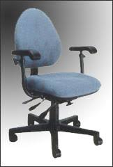 Office Chair With No Arms by Computer Workstations Etool Workstation Components Chairs