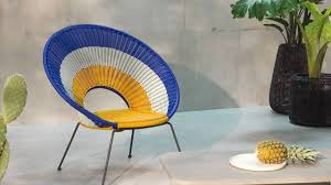 MADE Yellow Outdoor Chair In 2019 | My Favourites | Garden ... Contemporary Lounge Chair Fabric Metal With Armrests Outdoor Ding Chair Article Bene Modern Fniture 70s Rattan Lounge Basket White Willow Armchair Peacock Shabby Chic Terrace Conservatory And Patio Down To Earth Living Chaise Cushions Tedxoakville Home Restoration Of A 1980s Eames Style Plycraft By Teun Velthuizen For Urotan 1950s 55270 Hai Mosaic Charcoal Hemcom Interior Luxorious Indoor Tufted Forest Fast Stylepark An Original Papa Bear Designed Hans Wegner