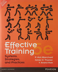 Dsm 5 Desk Reference Pdf by Effective Training By P Nick Blanchard And James Thacker 2012