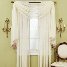 Sears Curtains And Valances by Curtains Curtain And Drapes Ideas Scarf Valance Ideas Windows