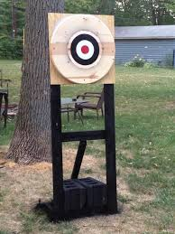 Backyard Throwing Knife Target | Built By Me | Pinterest | Knives ... Archery Bow Set With Target And Stand Amazoncom Franklin Sports Haing Outdoors Arrow Precision Buck 20pounds Compound Urban Hunting Bagging Backyard Backstraps Build Your Own Shooting Range Guns Realtree High Country Snyper Compound Bow Shooting In The Backyard Youtube Building A Walt In Pa Campbells 3d Archery North Plains Family Owned Operated The Black Series Inoutdoor Seven Suburban Outdoor Surving Prepper Up A Simple Range Your