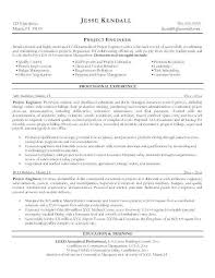 Electrical Engineering Resume Examples Best Of Construction Project Manager Template Businessdegreeonline Co