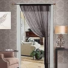 rideau separateur de htoyes rideau de perle décoratif pour porte mur fenêtre