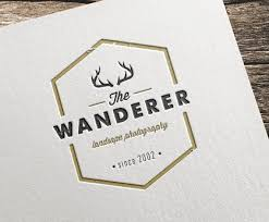 A Beautiful Vintage Typography Logo With Rustic Feel Each Font Was Carefully Selected For The Creation Of This Original And Authentic Identity