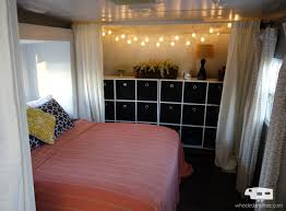 Motorhome Bedroom Remodel With Excellent Inspirational