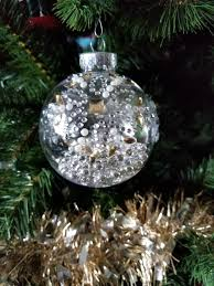 DIY Beaded Garland Ornaments