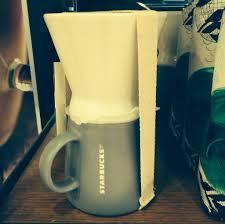 Starbucks Classic Pour Over Brewer And Mug Set 1695
