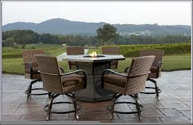 Patio Furniture Conversation Sets With Fire Pit by Patio Conversation Set With Gas Fire Pit Patios Home