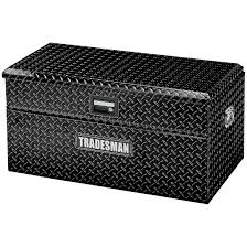 100 Tool Chest For Truck Tradesman 36 Aluminum Mid Size Flush Mount Box Bright