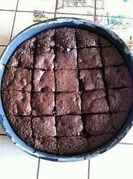 recette de brownies nestlé dessert chocolat noir photo perso
