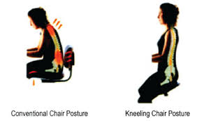 Ergonomic Kneeling Office Chair With Back by Kneeling Chair Hq Office Ergonomics Made Easy
