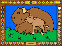 Coloring Book 10 Baby Animals