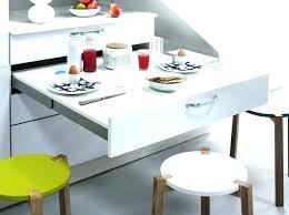 table de cuisine pratique table de cuisine escamotable table cuisine escamotable table