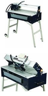 Ryobi Wet Tile Saw Blade by Tile Saws 122836 7 Professional 1 5 Hp Bridge Wet Cut Tile Saw W