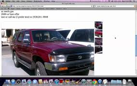 Craigslist Yuma Used Cars And Trucks - Chevy Silverado Under $4000 ...