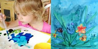 More Fun Watercolor Projects Kids Love