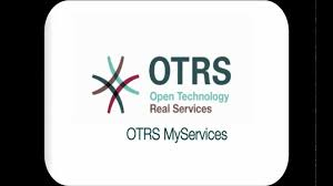 Otrs Help Desk Vs Itsm by Otrs My Services English Youtube