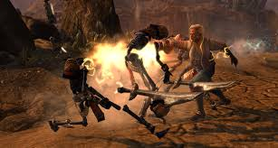 dungeon siege 3 getting level cap raising dlc shacknews